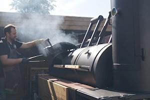 B's Smoke & Fire
